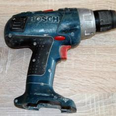 Autofiletanta Bosch GSR 14.4v - albastra - corpul - Bormasina