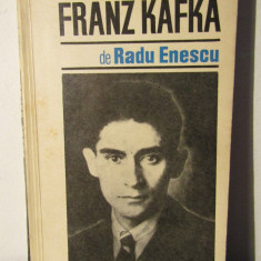FRANZ KAFKA de RADU ENESCU - Studiu literar