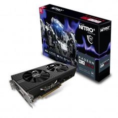 Placa video Mining Sapphire Nitro+ Radeon RX580 8GB, bitcoin, ethereum - Placa video PC Sapphire, PCI Express