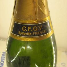 N. 3 - rare vechi sampanie valdor, vin mousseux brut, france, 75 cl 10, 5 vol