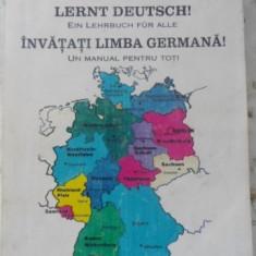 Invatati Limba Germana! Un Manual Pentru Toti - Maria Chiliman, Doina Tanasescu, 399717 - Carte in germana
