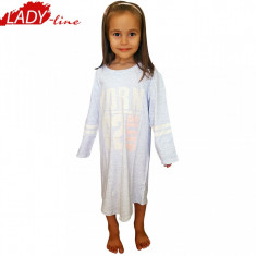 Camasa de Noapte Fetite, Model Born 2 Sleep, Cod 513