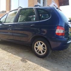 Renault Scenic 1.6 16v cu Volan dreapta, An Fabricatie: 2003, Benzina, 208000 km, 1596 cmc
