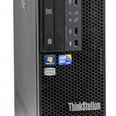 Lenovo ThinkStation C20 2 x Intel Xeon L5520 2.26 GHz 12 GB DDR 3 500 GB HDD DVD-RW 1 GB Quadro K600 Tower