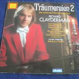 Richard Clayderman - Traumereien 2 _ vinyul,LP,album _ Teledec (Germania)