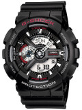 Ceas barbatesc Casio G-Shock GA-110-1AER, Sport