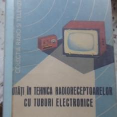 Noutati In Tehnica Radioreceptoarelor Cu Tuburi Electronice - S.m. Fleiser, 399692 - Carti Electrotehnica