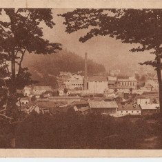 PRAHOVA - BUSTENI, VEDERE DIN BUSTENI 1958 RPR - Carte Postala Muntenia dupa 1918, Circulata, Fotografie