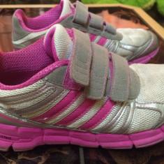 Adidas fetițe mărimea 35 - Adidasi copii, Culoare: Multicolor