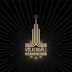 RAMMSTEIN - VOLKERBALL, 2006, DVD