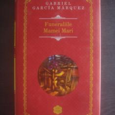 GABRIEL GARCIA MARQUEZ - FUNERALIILE MAMEI MARI - Roman