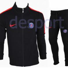 Trening PSG - Bluza si pantaloni conici - Model NOU - Pret special - 1092 - Trening barbati, Marime: XXL, Culoare: Din imagine