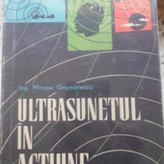 Ultrasunetul In Actiune - Mircea Grumazescu, 399697 - Carte Fizica