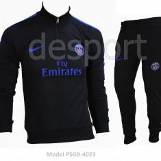 Trening PSG - Bluza si pantaloni conici - Model NOU - Pret Special - 1013 - Trening barbati, Marime: M/L, Culoare: Din imagine