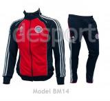 Trening BAYERN MUNCHEN - Bluza si pantaloni conici - Model NOU - 1024, L, M, S