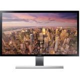 Monitor LED Samsung Gaming LU28E590DS 28 inch 4K 1ms Black-Grey FreeSync