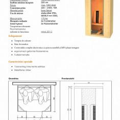 Sauna cu Infrarosu Physio Therm model Ergo Vital II