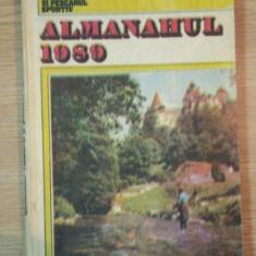 ALMANAHUL VINATORULUI SI PESCARULUI SPORTIV 1989