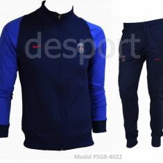 Trening PSG - Bluza si pantaloni conici - Model NOU - Pret special - 1014 - Trening barbati, Marime: XL, Culoare: Din imagine