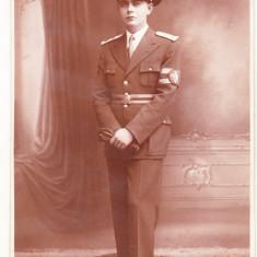 bnk foto - Militar - poza de studio E Popp Ploesti - 1939