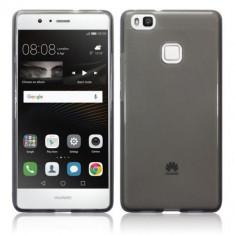 Husa spate Huawei P10 ultraslim neagra - Husa Telefon, Negru