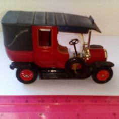 Bnk jc Matchbox - Models of Yesteryear - 1907 Unic Taxi