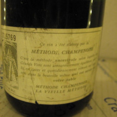 N. 7 - rare sampanie varichon & clerc, vin mousseux, france, 75 cl 11 vol