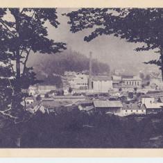PRAHOVA - BUSTENI, VEDERE DIN BUSTENI 1957 RPR - Carte Postala Muntenia dupa 1918, Circulata, Fotografie