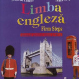 FIRM STEPS. MANUAL DE LIMBA ENGLEZA PENTRU CLASA A III A de ELENA COMISEL - Manual scolar didactica si pedagogica, Clasa 9, Didactica si Pedagogica, Limbi straine