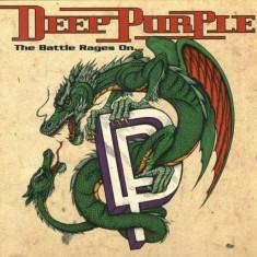 DEEP PURPLE - BATTTLE RAGES ON... , 1985, CD +DVD