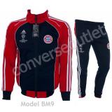 Trening BAYERN MUNCHEN - Bluza si pantaloni conici - Model NOU - 1025 - Trening barbati, Marime: S, Culoare: Din imagine