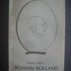 GEORGE CUIBUS - ROMAIN ROLLAND