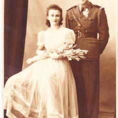 bnk foto - Militar - poza de studio A Brand Ploesti - 1940