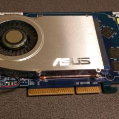 Placa video AGP 4x/8x NVIDIA GeForce 6800 ASUS V9999/TD/P/128M/A, 128MB, 256 BIT - Placa video PC