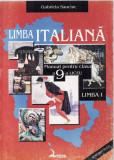 Manual LIMBA ITALIANA CLS a IX a ED. LOGOS de G. SAUCIUC, Clasa 9, Alte materii