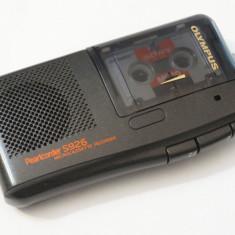 Reportofon portabil cu microcaseta OLYMPUS Pearlcorder S926 + microcaseta