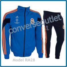 Trening conic Real Madrid pentru COPII 8 - 15 ANI - Model nou - Pret special -, L, M, XL, XXL
