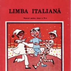 LIMBA ITALIANA. MANUAL PT CLASA A III A de HARITINA GHERMAN, Clasa 9, Limbi straine