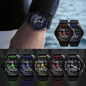 Ceas SKMEI S-Shock rezistent la apa alarma calendar cronometru