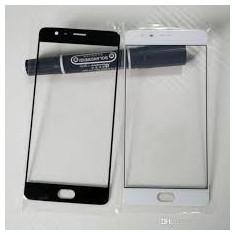 Geam OnePlus 3 negru sau alb / ecran sticla noua - Geam carcasa