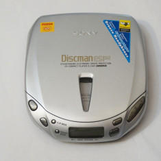 Walkman CD Player SONY portabil Discman ESP2 D-E441, 0-40 W
