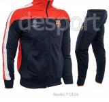 Trening conic FC Barcelona pentru COPII 8 - 15 ANI - Model nou - Pret special -, L, XL