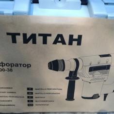 Ciocan rotopercutor TITAN ROTO SDS MAX BL1100-38