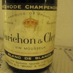 N. 9 -rare sampanie varichon & clerc, vin mousseux, brut france, 75 cl 11, 5 vol