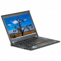 Lenovo ThinkPad X220 12.5 LED backlit Intel Core i5-2410M 2.30 GHz 4 GB DDR 3 SODIMM 320 GB HDD Fara unitate optica Webcam Windows 10 Pro