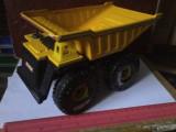bnk jc Masinuta - camion Buddy L - tabla si plastic - stare foarte buna