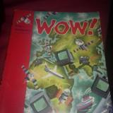 WOW! Manual de engleza clasa a V-a - Carte in engleza