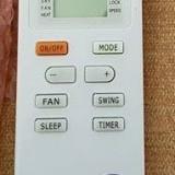 Telecomanda aer conditionat NORDSTAR , ORIGINALA, IMPECABILA ( AC ) !!!