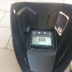 Casca sudura cu ecran de protectie electronica. Heliomat - Masca sudura
