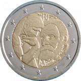 NOU - 2017 Monede 2 euro comemorative - 8 tari